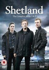 Shetland Series 1 and 2 Season One + Two Region 4 New DVD (2 Discs)