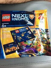 NEW Lego Nexo Knights Minifigure Poster & Stickers