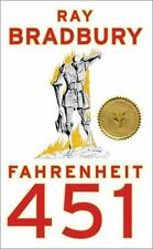 Fahrenheit 451 by Ray Bradbury (Paperback) - I send international also