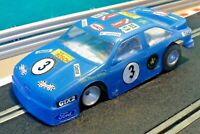 Parma Womp 1:32 Slot Car With Ford Sierra RS Cosworth Lexan Shell (tested)