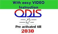 NEW 2019 ODIS-E 9.0.6 VAG ENGINEERING SOFTWARE License Till 2030