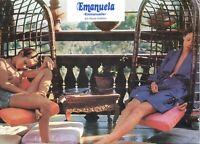 Sylvia Kristel EMANUELA (EMMANUELLE): 1 Aushangfoto  (Erotik, Sex, Busen) -13-