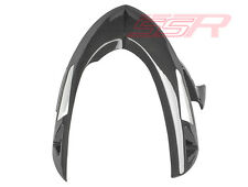 Triumph Speed Triple 1050 Lower Fairing Spoiler / Belly Pan Carbon Fiber Fibre