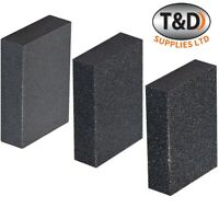 Foam sanding block Wet/Dry Bodywork Sandpaper Sponge Pads Medium/Coarse/Fine