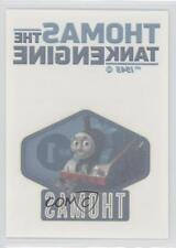 2010 Temporary Tattoos #TTE The Thomas Tank Engine Non-Sports Card 1d3