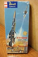 REVELL IM-99 BOMARC GROUND-TO-AIR GUIDED MISSILE 1/56 SCALE MODEL KIT