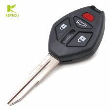 4BTN Remote Key Shell Case Fob for Mitsubishi Endeavor Galant LancerOutlander