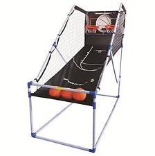 NEW SPORTCRAFT DOUBLE HOOP BASKETBALL GAME INDOOR 3 BALLS LED ELECTRONIC SCORER