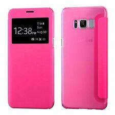 Étuis, housses et coques avec clip roses Samsung Galaxy S8 pour téléphone mobile et assistant personnel (PDA)