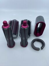 Dyson Airwrap 5 Attachments Accessories And Case ONLY. No Wand.