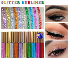 Eye Makeup Glitter Shine Shimmer Diamond Liquid Eye Eyeliner Shadow Eyeshadow