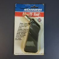 Schwinn Bike Tool Mag 15 Socket Set Driver Bike Accessory NOS hard to find