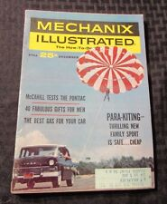 1962 Dec MECHANIX ILLUSTRATED Digest Magazine FN+ Para-Kiting