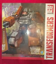 """Hasbro Platinum Edition """"Year of the Goat"""" Transformers Masterpiece Soundwave"""