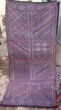 Moroccan Zemmour kilim rug   310 x 152cm  10ft2 x 5ft