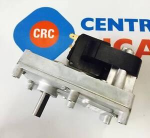 MOTORIDUTTORE MELLOR 2 RPM RICAMBIO PER STUFE/CALDAIE A PELLET CODICE:CRC9991147
