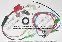 Electronic Ignition Conversion Kit for 4-cyl Ducellier Citroen, Peugeot, Renault
