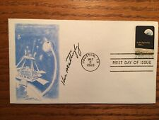 Apollo 16 Ken Mattingly Signed FDC Space Astronaut NASA