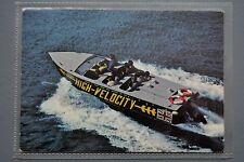 R&L Modern Postcard: Shipping, High Velocity Speedboat Scarborough