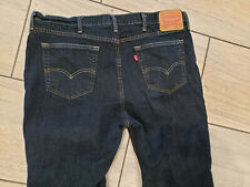 Men's Levi's 541 jeans - Athletic fit - 42x28 ( tag 42x30) dark wash, nice!