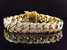 Gold Chain Yellow Gold Fine Diamond Bracelets