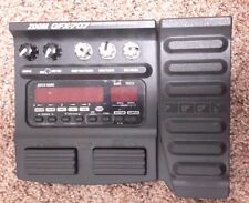 Zoom GFX-707 Guitar Effects Pedal - Great Condition + AC Adaptor & Manual
