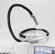 Libro Lámpara-Manos Libres Doble LED Flexible lámpara de lectura Brillante Doble Cuello Luces