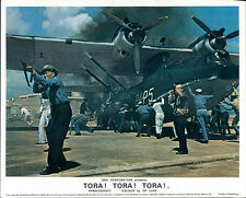 TORA! TORA! TORA! Consolidated PBY Catalina AIRPLANE SEA ORIGINAL LOBBY CARD