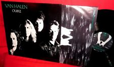 VAN HALEN OU812 LP 1988 GERMANY MINT- First Pressing Inner