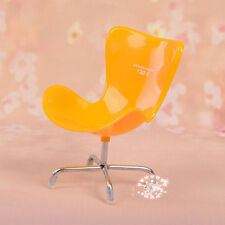 """1/6 Fashion Armchair Chair Model in Yellow DIY Scenery Accessories F 12"""" Figure"""