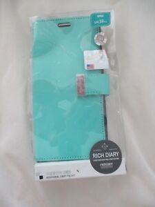 Goosperry Galaxy S9 plus Cash holder Case Mint Green