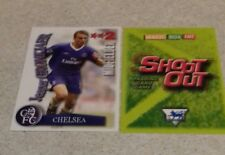 SHOOT OUT CARD 2003/04 (03/04) - Green Back - Chelsea - Jesper Gronkjaer