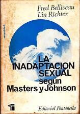 La inadaptacion sexual segun Masters Johnson Belliveau