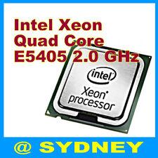 Intel Xeon Quad Core E5405 2.0 GHz Processor 12M Cache SLAP2 Harpertown CPU