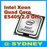 Intel Xeon Quad Core E5405 2.0 GHz Processor 12M Cache SLAP2 Harpertown CPU
