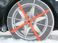 "NEW VW APPROVED AUTOSOCK SIZE 54 WINTER TYRE SNOW SOCKS FOR 13""-15"" TYRES"
