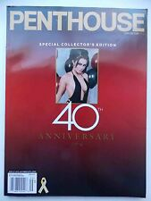 Penthouse September 2009 40th Year, Taylor Vixen, Andie Sue Irwin, Julie Strain
