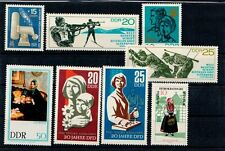 Lot DDR 1966 - 1967 postfrisch siehe Scan
