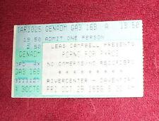 Porno For Pyros Ticket Stub Davenport Rivercenter Oct. 25 1996 RARE Jane's ADD