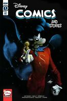 Disney Comics & Stories Gabriele Dell'Otto Goofy  *EXCLUSIVE* trade dress🔥🚛