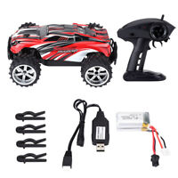 RC Car 1/16 4WD Remote Control Vehicle 2.4Ghz Electric Monster Buggy Off-Road ❤