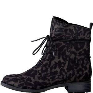 Marco Tozzi 2-25112-33 241 Dark Grey Boots Sizes 4,5,6.5,8