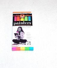 PAINTERS 5 PACK - NEON BRIGHTS - MEDIUM (BULLET) TIPS