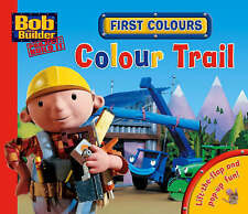 New, First Colours: Colour Trail (Bob the Builder Concept Books), , Book