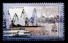 Hafen von Riga. 1W. Lettland 2011