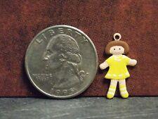 Dollhouse Miniature Metal Girl Wall Ornament 1:12 i 00006000 nch scale Y41 Dollys Gallery