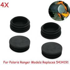 4Pcs Front Bumper Replacement End Cap Plugs For Polaris Ranger Models #5434191