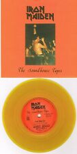 "IRON MAIDEN - THE SOUNDHOUSE TAPES (ROK1) LTD YELLOW VINYL 2019 7"" SINGLE"