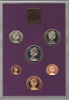 1980 Coinage Of Great Britain & Northern Ireland   Pennies2Pounds