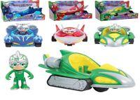 PJ Masks Turbo Blast Catboy Cat Car Gekko Mobile Owl Glider 3+ Race Play Gift